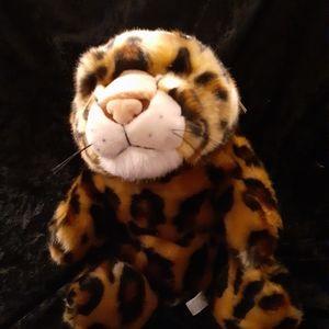 Boo Boo Pals Plush Leopard